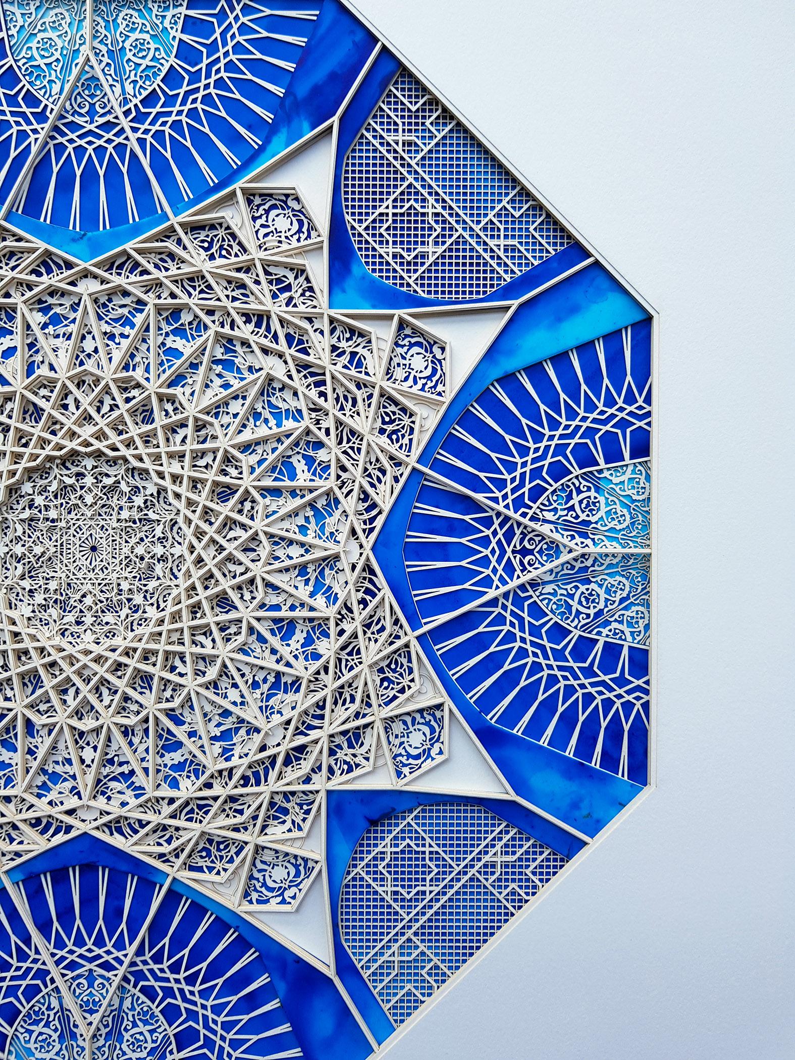 Julia Ibbini (Detail Shot) - Untitled Study